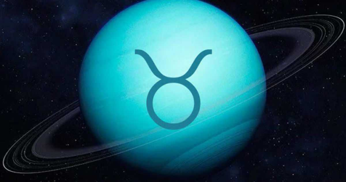Уран в Тельце 2018 – 2026