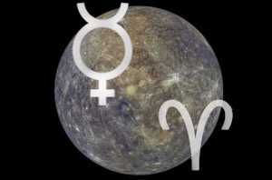 Меркурий в Овне. Апрель 2021