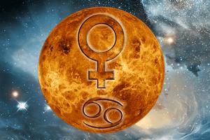 Венера в Раке 2020