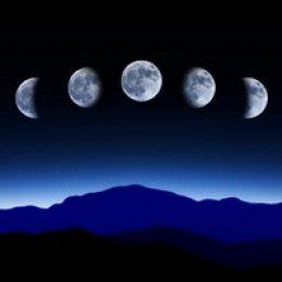 Секреты астролога. Лунные фазы. Растущая Луна